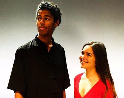 La cantante Cristina Salvador y el pianista Daahoud Salim ofrecen un concierto este miércoles en Badajoz