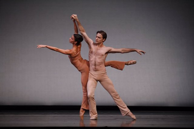 Ballarins del Houston Ballet