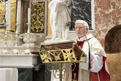 """Cardenal Cañizares insiste en su aviso sobre """"el peligro que corre España"""": """"Es algo muy grave y nadie lo puede negar"""""""