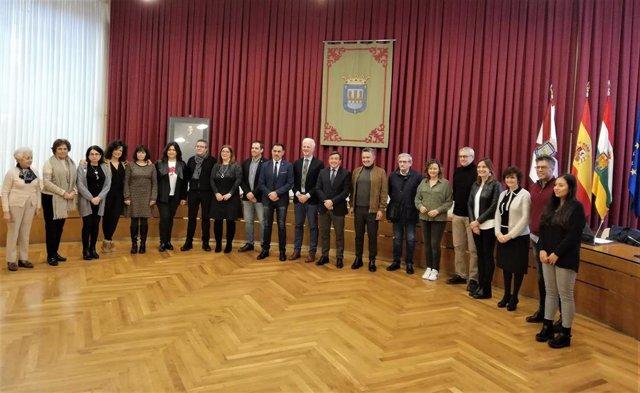 Autoridades y representantes de ONGs han celebrado en Logroño el Día de los Derechos Humanos, con la lectura de la Declaración Universal aprobada por la ONU en 1948.