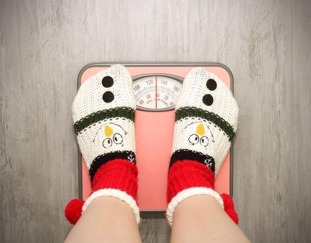 Perder los kilos de más es uno de los propósitos del año nuevo inamovible.