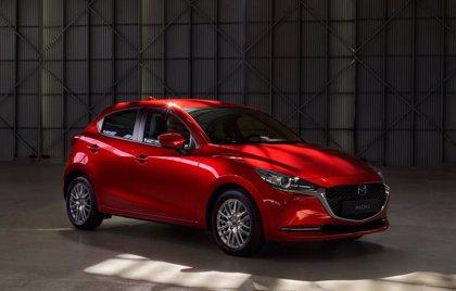 El Mazda2, disponible a partir de enero de 2020, contará con la etiqueta 'ECO' de la DGT
