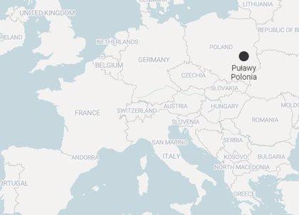 Detenido un hombre que planeaba un ataque terrorista en un centro comercial en Polonia