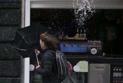 Vientos con rachas de 80 kilómetros hora ponen en aviso a La Ibérica riojana este jueves