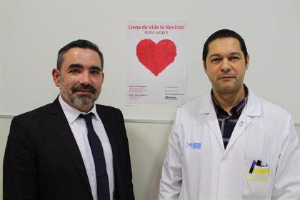 Salud calcula que se necesitarán más de 500 transfusiones de sangre en La Rioja en Navidad y anima a donar