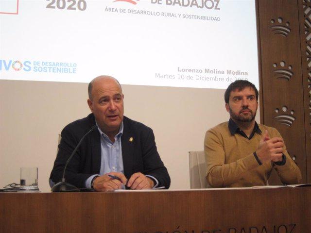 El área de la Diputación de Badajoz contra la despoblación y el cambio climático