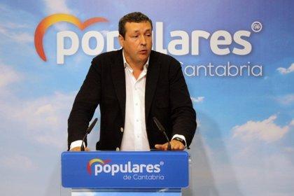 """PP presenta 64 enmiendas para """"corregir los vicios"""" del presupuesto de Zuloaga"""