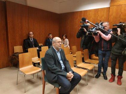Trib.- Igea absuelto de la acusación de amenazas sobre otro miembro de Cs