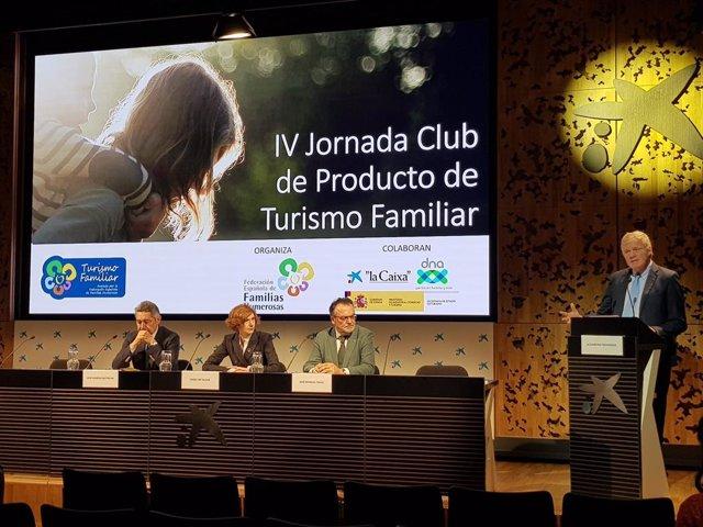 Presentación del  VII Estudio de Turismo Familiar en España.