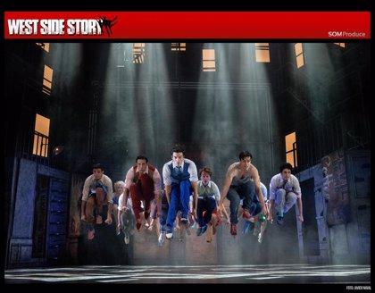 Las entradas para el musical 'West side story' salen a la venta el viernes