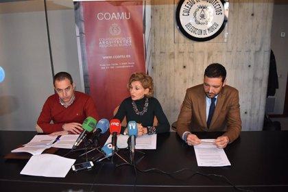 El Colegio de Arquitectos urge a cumplir la legislación y planificación urbanística en el entorno del Mar Menor