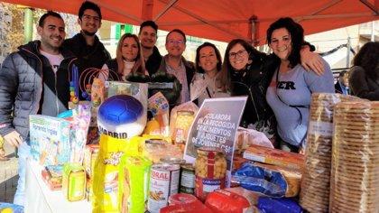 Jóvenes Ciudadanos (JCs) Baleares pone en marcha una campaña de recogida de juguetes y alimentos