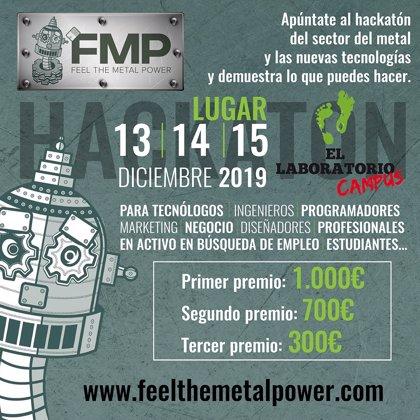 La ULPGC acoge del 13 al 15 de diciembre el III Hackatón 'Feel the Metal Power' de Femepa