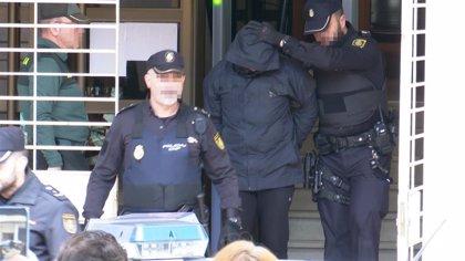 El detenido por la desaparición de Marta Calvo se niega a declarar por segunda vez y continuará en prisión