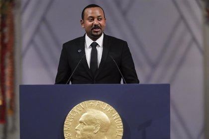 Abiy alerta de la amenaza que suponen para el Cuerno de África terroristas y las superpotencias militares