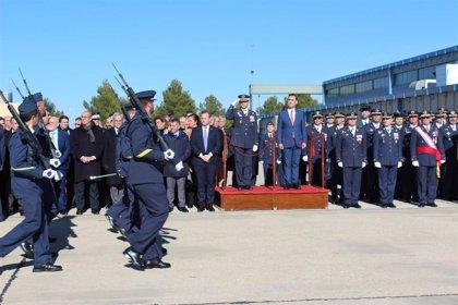 La Base Aérea de Los Llanos afrontará 2020 con la llegada de un nuevo Eurofighter