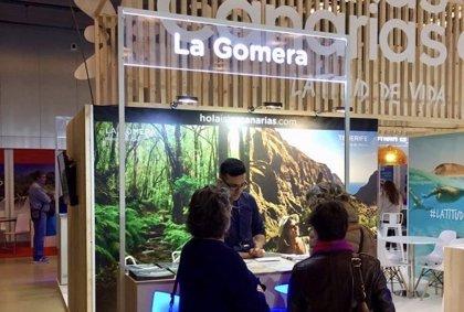 La Gomera se promocionará como destino turístico en una decena de países europeos en 2020