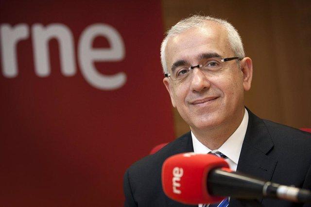 Domingo Álvarez, director de RTVE en Canarias