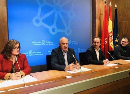 Aierdi presenta el equipo de acompañamiento social para la vivienda de alquiler y firma el primer convenio con Aranguren