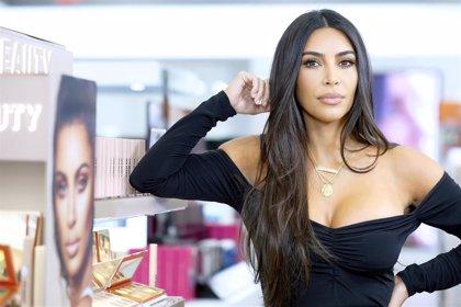 Kim Kardashian, criticada en Instagram por una foto de su hija North West