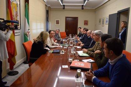 Agricultura trabaja para agilizar la creación del consejo regulador de la nueva IGP Aceite de Jaén
