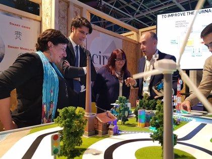 Aragón organiza en la COP25 un experimento de co-creación online con 2.000 alumnos de toda España