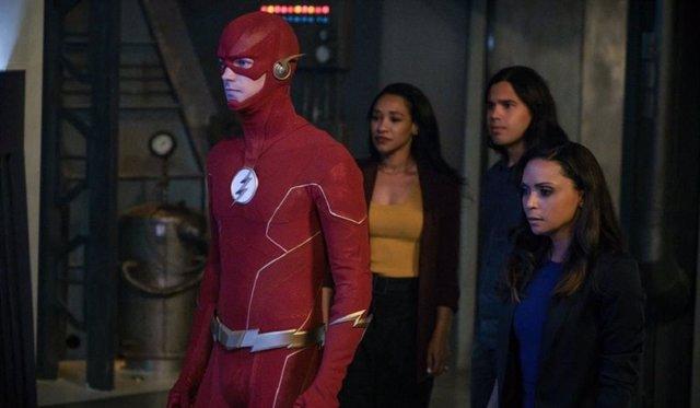 The Flash en Crisis en Tierras Infnitas