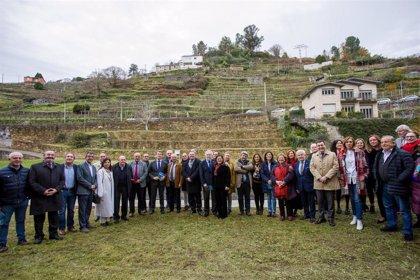 El Plan Ribeira Sacra: 34 millones de euros en acciones de mejora para ser Patrimonio Mundial