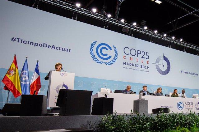 COP25.- Seis países, entre ellos España, designados facilitadores de los acuerdo