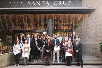 Santa Cruz de Tenerife premia a más de un centenar de empresas socialmente responsables
