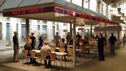 El Mercado de la Boqueria tendrá un aula de formación y una plaza interior
