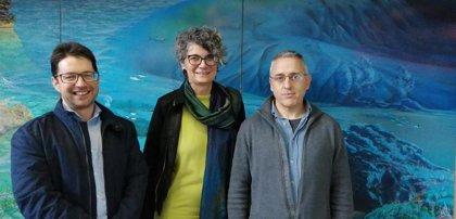 Agustina Vilaret visita el Instituto Español de Oceanografía
