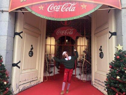 Regresa la Casa de la Navidad de Coca-Cola