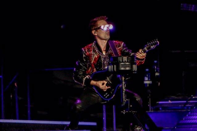 Concierto de Muse en Estadio Wanda Metropolitano de Madrid