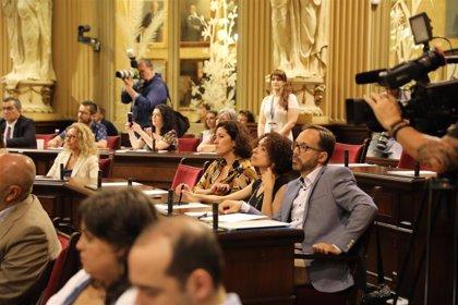 El Parlament aprueba instalar más estaciones de vigilancia y control del aire en Menorca