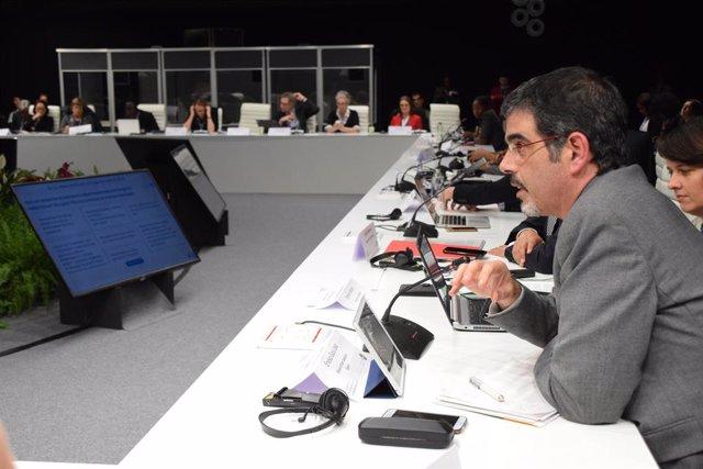 COP25.- Goia da cuenta en Madrid del plan de adaptación de San Sebastián al camb
