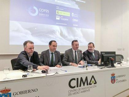 Pesca.- El Gobierno aprobará esta semana la Declaración de la Emergencia Climática en Cantabria