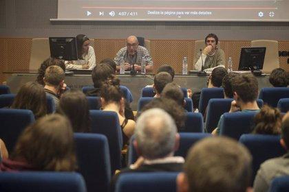 """Víctimas claman contra """"la indignidad"""" de la charla de Abetxuko, que pide excarcelar a presos de ETA enfermos"""