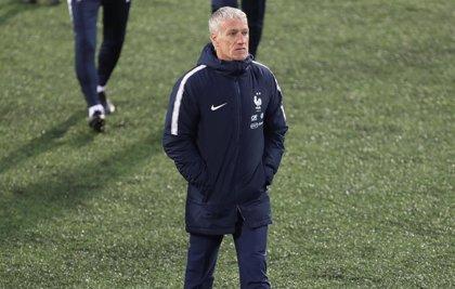 Deschamps renueva con Francia hasta después de Catar 2022