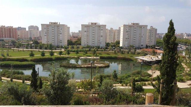 Imagen de El Parque  La Marjal de Alicante