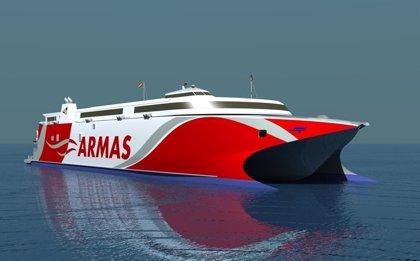 El Grupo Armas Trasmediterránea apuesta por los productos canarios a bordo de sus ferries