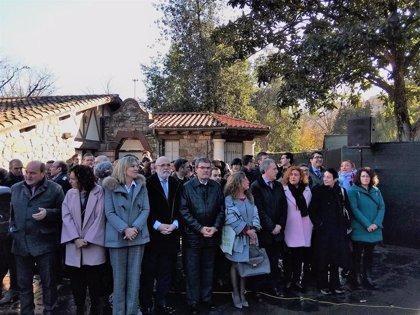 Bilbao rinde homenaje a las víctimas en el 'Día Internacional de los derechos humanos'