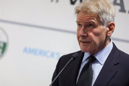 """COP25.- Harrison Ford reprocha a Trump su """"falta de valentía"""" en materia climática: """"Necesitamos el valor de actuar"""""""