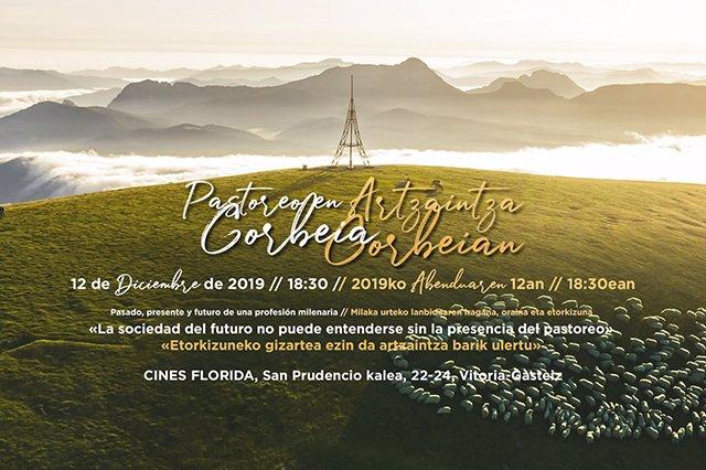 Álava estrena este jueves el documental 'Pastoreo en Gorbeia' del director ayalés José Luis Urrutia