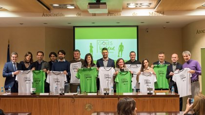 Madrid acogerá la jornada 'Goles por la Igualdad' el 28 de diciembre
