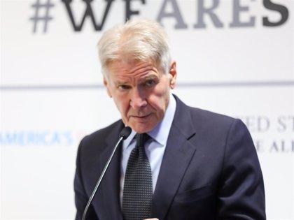 Harrison Ford se enfrenta a Donald Trump