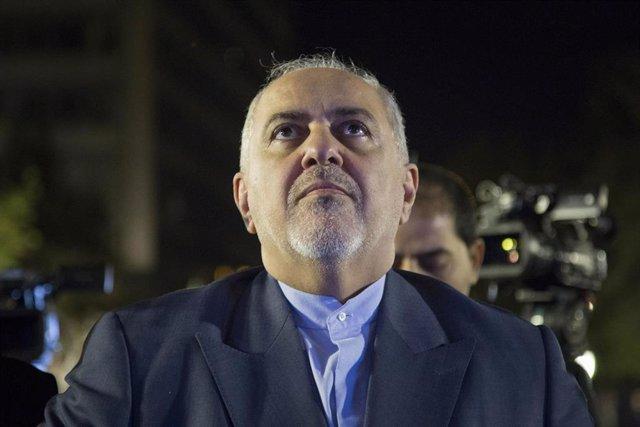 Mohamed Yavad Zarif, ministro de Exteriores de Irán