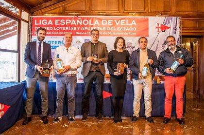 El Monte Real Club de Yates de Baiona abre la Liga Española de Vela Trofeo Loterías y Apuestas del Estado