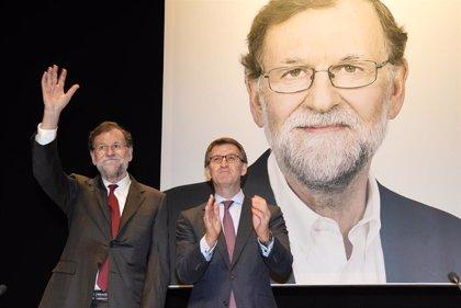 """Rajoy critica la falta de """"gallardía"""" de Puigdemont: """"Si crees en algo, actúa en consecuencia aunque acabes derrotado"""""""