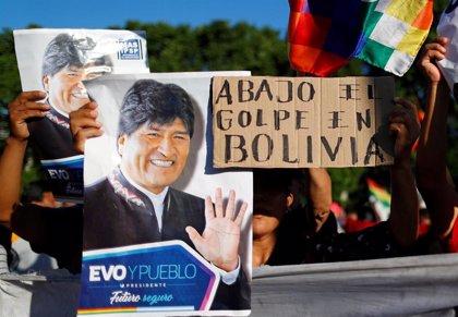 """La Fiscalía dice haber registrado la """"casa de Morales"""" en la que se reunía antes de marchar a México"""